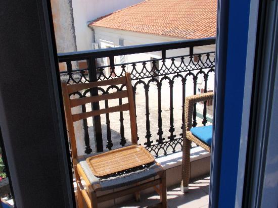 Hotel Damo: Balcony