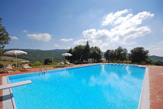 Casa Vacanze Scopeto: Piscina...Wow!!!