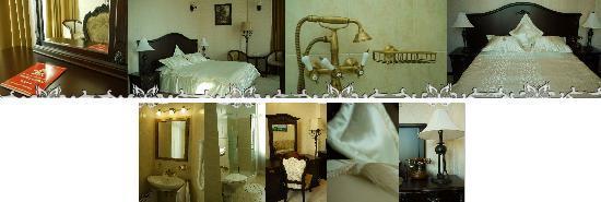 Hotel Carol: Double room