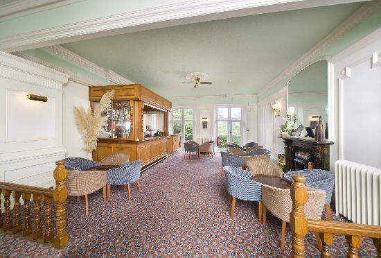 Bay Valley of Rocks Hotel: Bar at the Bay Valley Of The Rocks