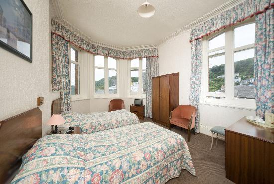 Bay Valley of Rocks Hotel : Standard Room at the Bay Valley Of The Rocks