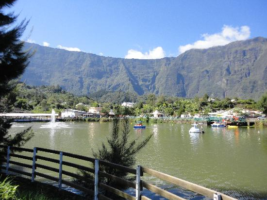 Le Cottage : lake view
