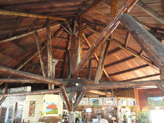 Le Cottage : inside
