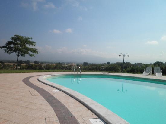 Narni, Italia: piscina