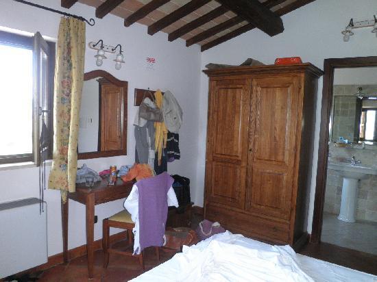 Narni, Italia: la camera