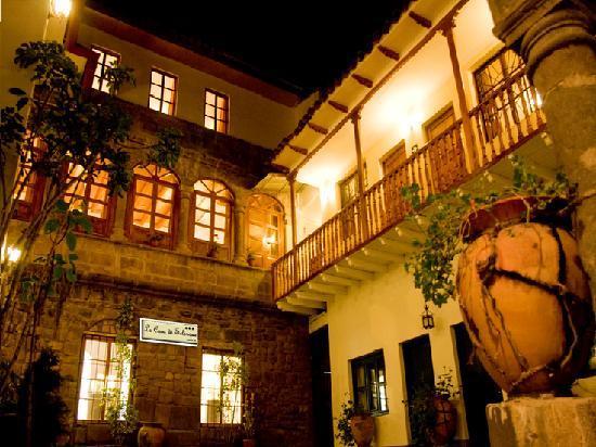 Hotel La Casa De Selenque: Hotel Courtyard