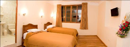 Hotel La Casa De Selenque: Hotel Double Room