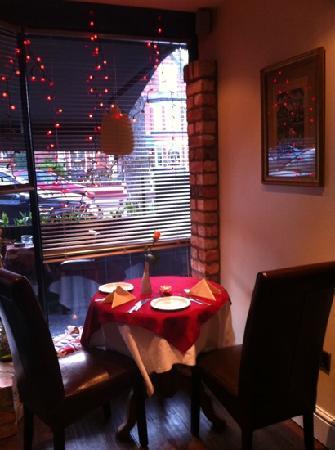 AZ Restaurant: romantic