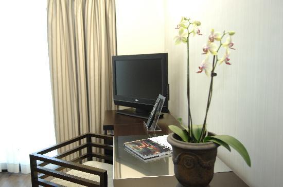 Hotel Asset Torrejon: Habitación