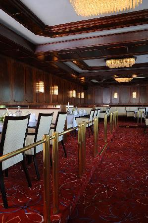Best Western Parkhotel Ropeter: Restaurant