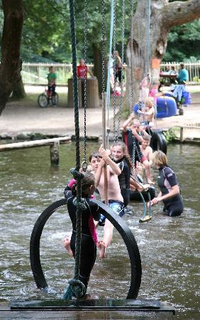 River Dart Country Park: Fun for the young & young at heart!