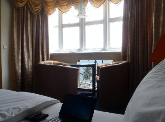 Marble Hotel: Inside my room