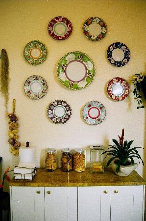 Cerasiello: kitchen