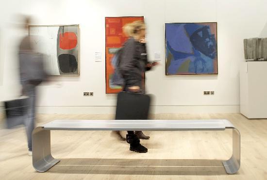 Stanley & Audrey Burton Gallery: Main gallery