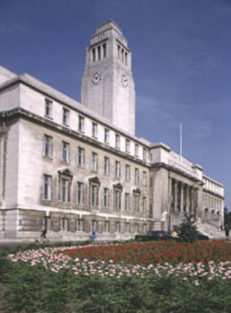 Stanley & Audrey Burton Gallery: The Gallery is located in the Parkinson Building at the University of Leeds