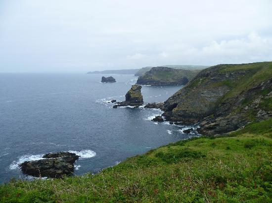 Padstow Touring Park: Boscastle to Tintagel