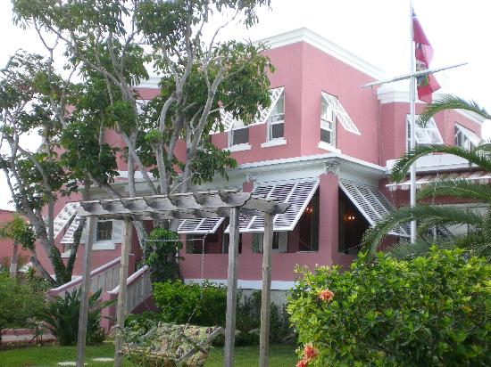فندق رويال بامز: Royal Palms Hotel