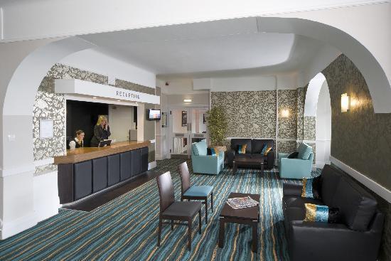 Reception at The Bay Trecarn Hotel