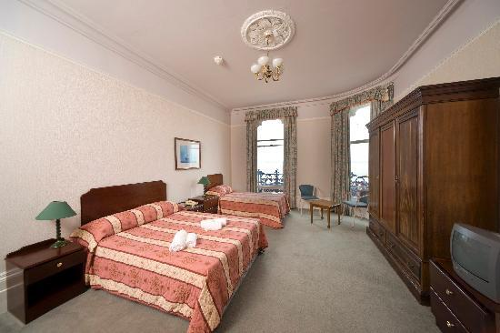 Ryde, UK: Standard Room at the Bay Royal Esplanade
