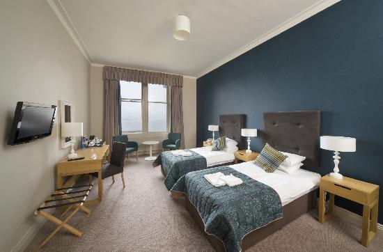‪‪The Glenburn Hotel Ltd‬: An upgraded Room at the Bay Glenburn Hotel‬