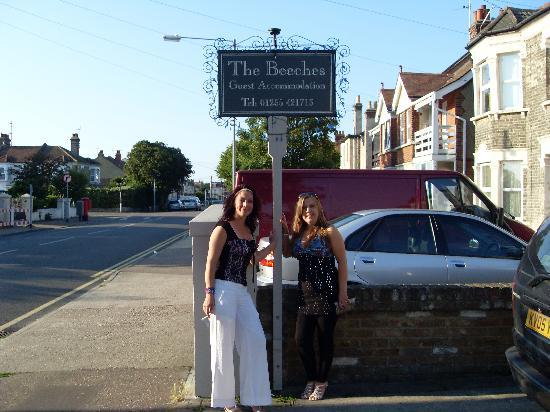 The Beeches: beeches hotel - clacton