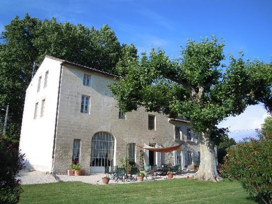 La Ferme de Gigognan: The house