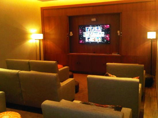 Four Seasons Resort Marrakech: Home Cinema room
