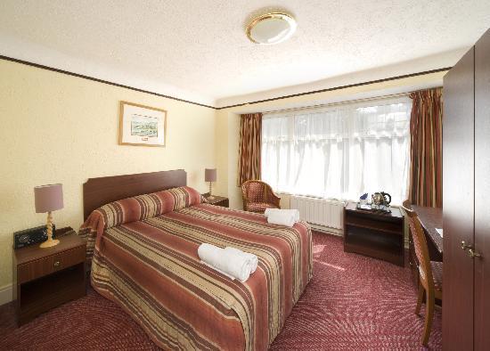 Bay Majestic Bournemouth Hotel: Bay Majestic Bournemouth Standard Room