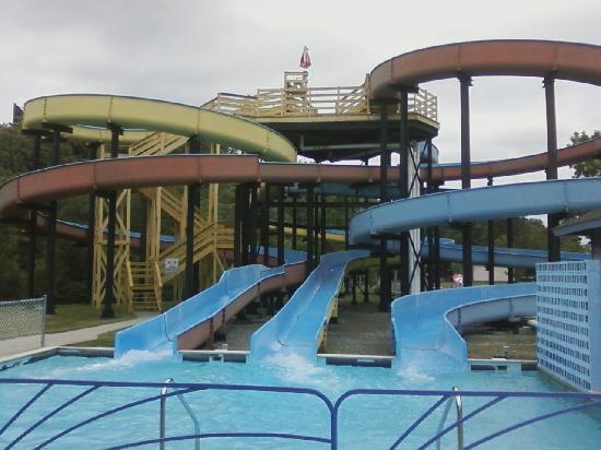 Lakemont Park: Slides