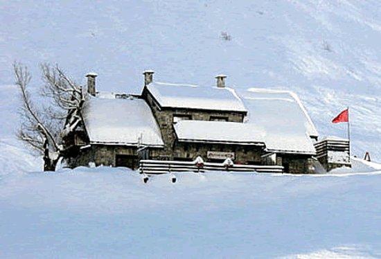 Limone Piemonte, Italie : winter