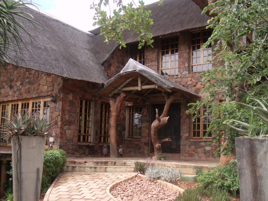 Entrance  - Mokolodi House