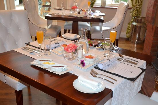 The Wild Mushroom Boutique Hotel: Lovely breakfast