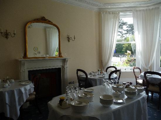 Westbury Park Guest House: Fab breakfasts
