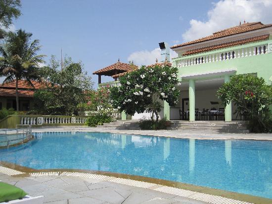 Mercure Goa Devaaya Retreat: Pool