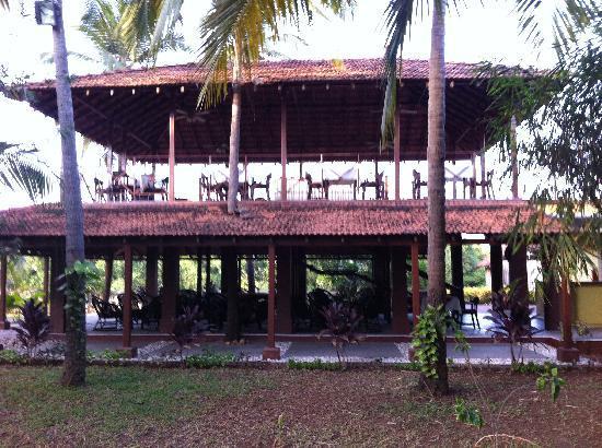 Mercure Goa Devaaya Retreat: Where we had breakfast