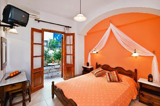Pension Petros: Double room