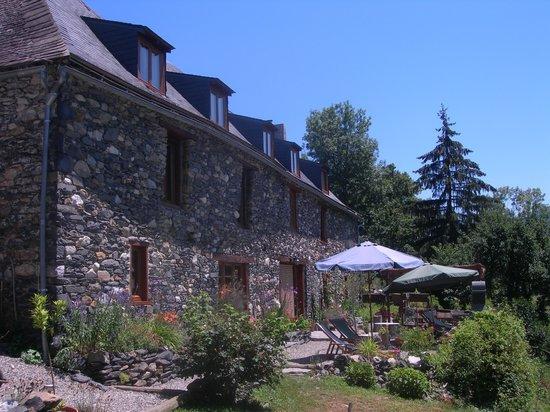 Galey, Frankrig: L'Ancienne Bergerie - Chambres et Table d'hôte
