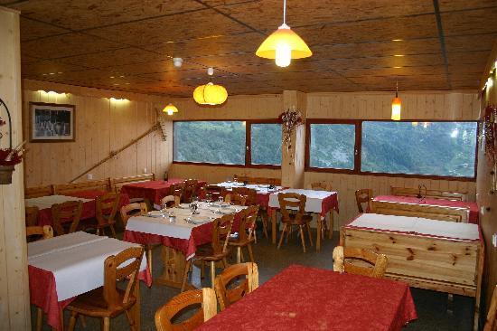 Valmeinier, France: Restaurant Panoramique