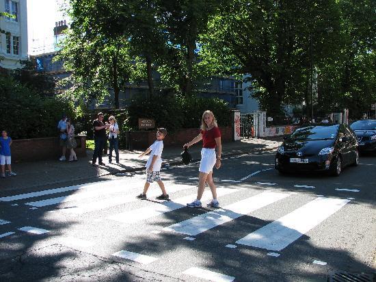 Gren Tours : Abbey Road!