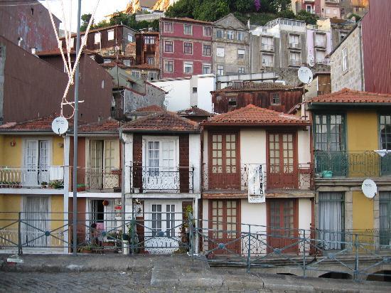 le casette di Porto