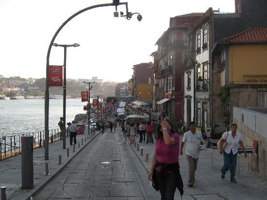 Porto, Portugal: ribeira