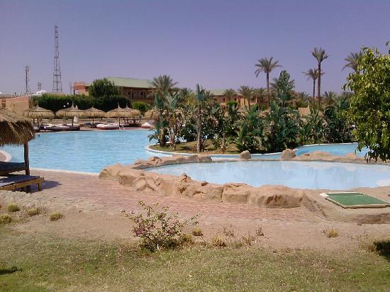 Aqua Blu Sharm : quieter pool