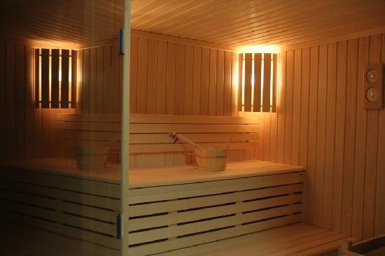 Best Western La Joliette : Sauna