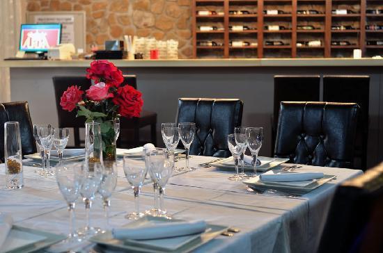 Aurora Resort & Spa: Restaurant