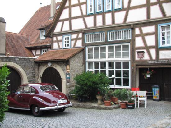 Hotel Am Rosengarten: Bad Wimpfen