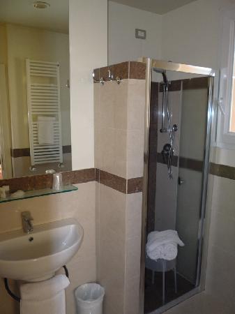 Villa Lalla: bathroom