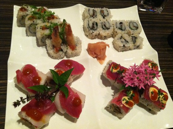 Photo of Sushi Restaurant Sushi POP at 310 W. Mitchell Hammock Rd., Oviedo, FL 32765, United States
