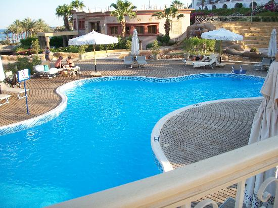 The Royal Savoy Sharm El Sheikh: Another of the swimming pools