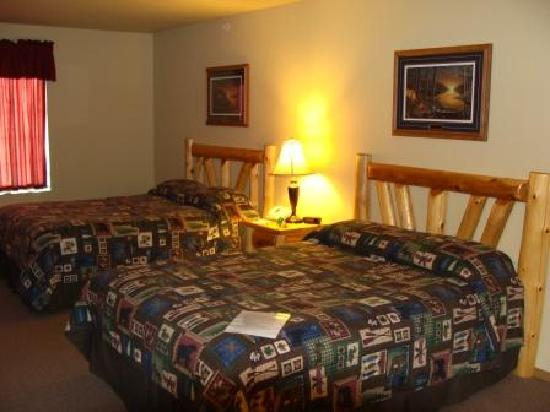 Deer Valley Lodge & Golf: Standard Double Queen Room