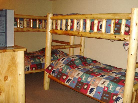Deer Valley Lodge & Golf: King Bunk Bed Suite (KBBS)